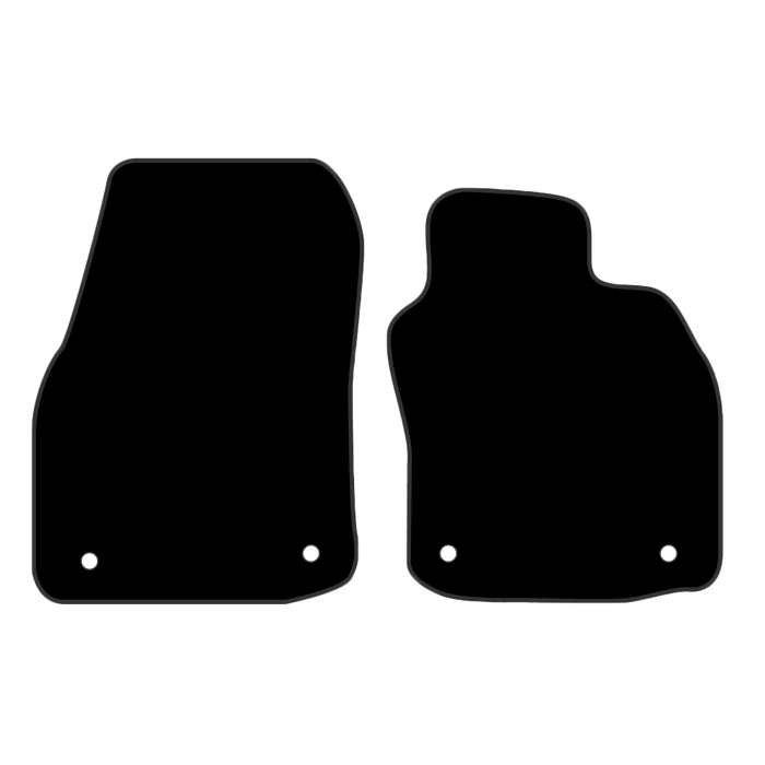 Car Mat Set suits Holden Astra Hatch AH (2004-2009)