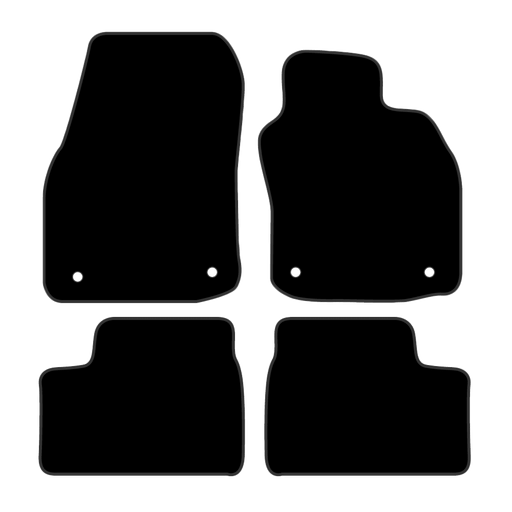 Car Mat Set suits Holden Astra Wagon AH (2004-2009)