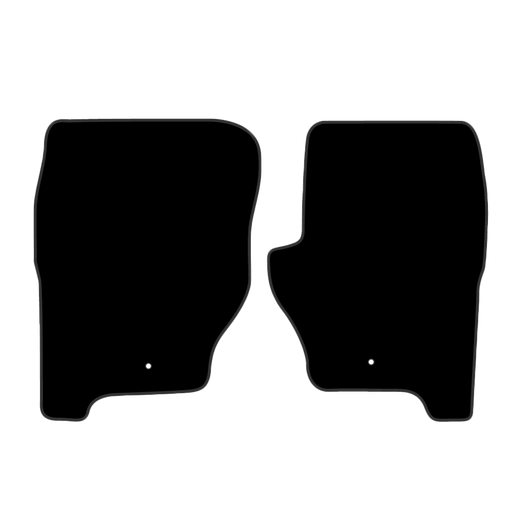 Car Mat Set suits Landrover Discovery SUV D3 (2004-2009)
