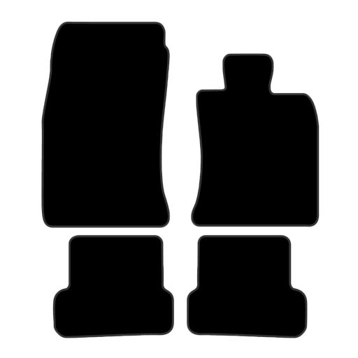 Car Mat Set suits Mini Cooper Hatch 2006-2013