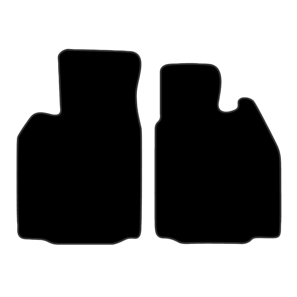 Car Mat Set suits Porsche Cayman Coupe 987 (2006-2012)