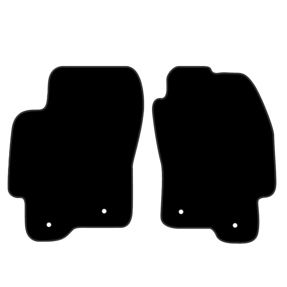 Car Mat Set suits Jaguar X Type Sedan 2001-2009
