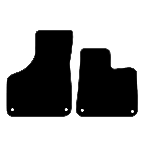Car Mat Set suits Audi A3 Convertible 2003-2013