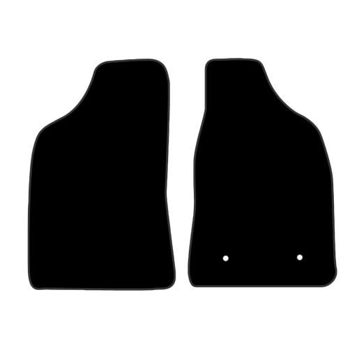Car Mat Set suits Mazda BT 50 Ute 2006-2011