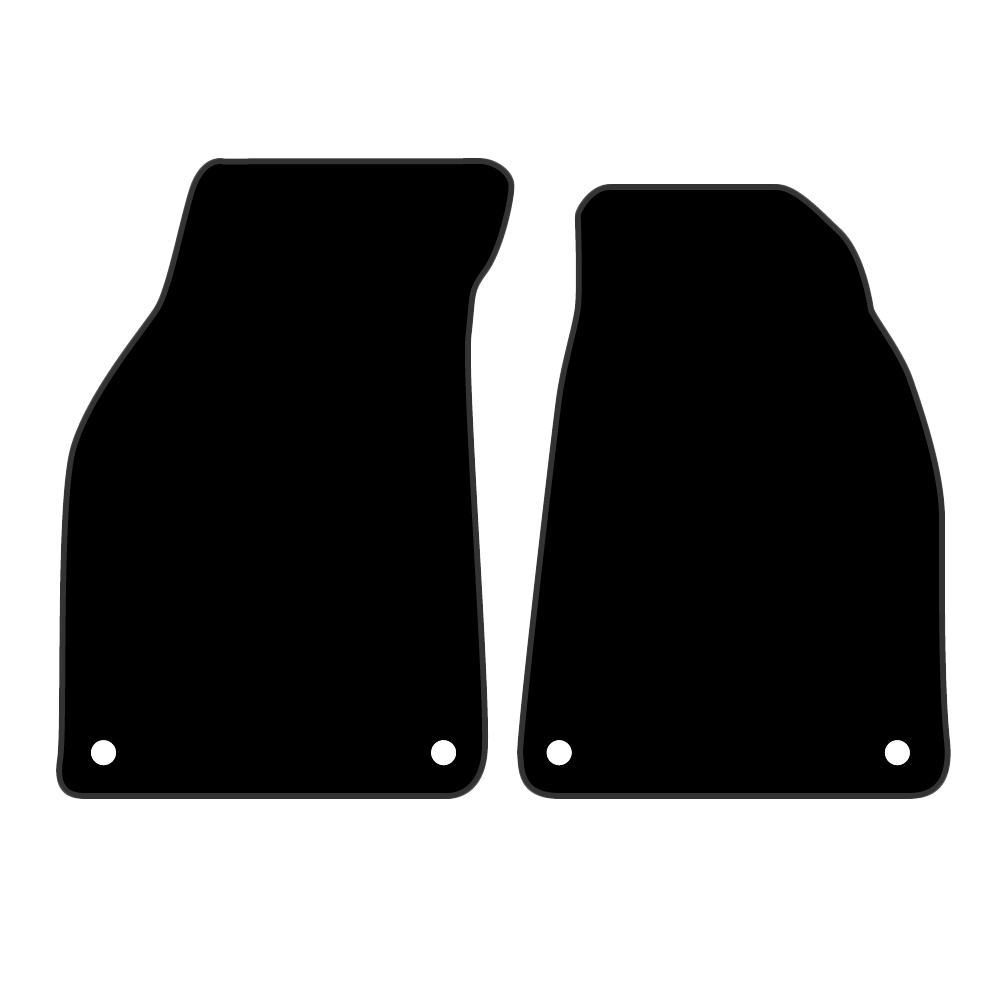 Car Mat Set suits Audi A6 Sedan C6 (2004-2011)