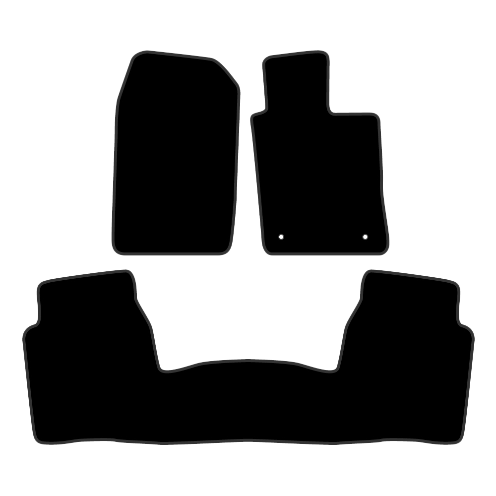Car Mat Set suits Mazda 929 Sedan 1991-1995