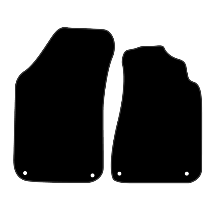 Car Mat Set suits Audi 80 Sedan 1991-1996