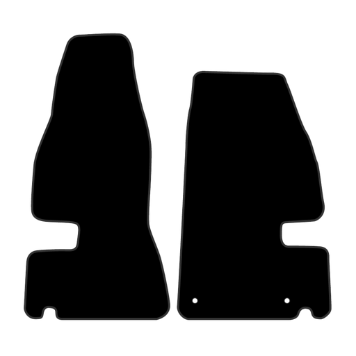 Car Mat Set suits MG MGA All Models 1955-1962