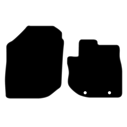 Car Mat Set suits Honda Jazz Hatch 2008-2014