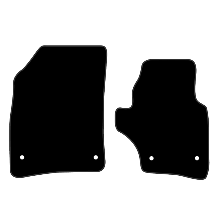 Car Mat Set suits Volkswagen VW Touareg SUV 2003-2011