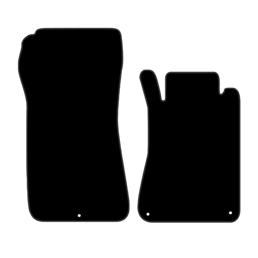 Car Mat Set suits Mercedes CLK Coupe C208 (1997-2003)