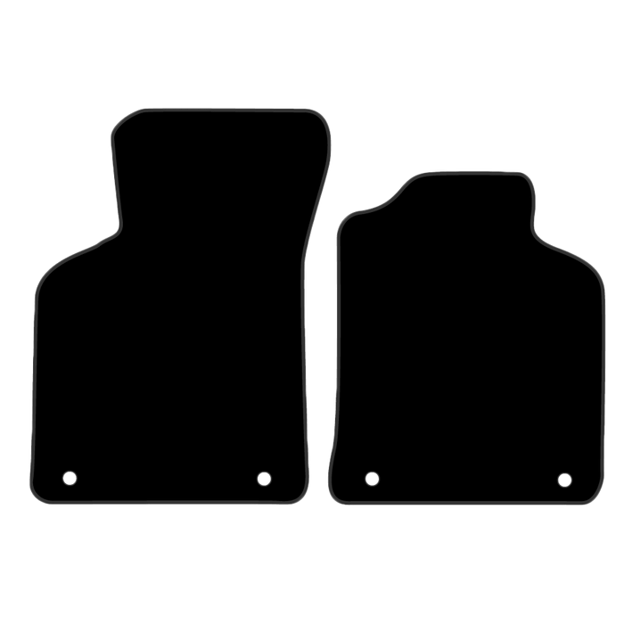 Car Mat Set suits Audi TT Convertible 1998-2006