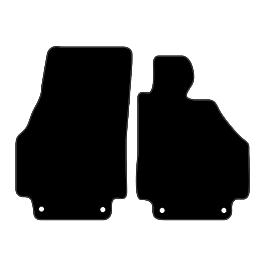 Car Mat Set suits Audi R8 Coupe 2003-2015