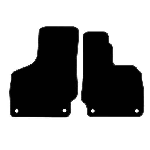 Car Mat Set suits Audi TT Coupe 2009-2014