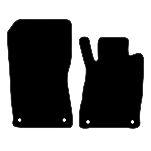 Car Mat Set suits Mercedes CLS Sedan C219 (2004-2010)