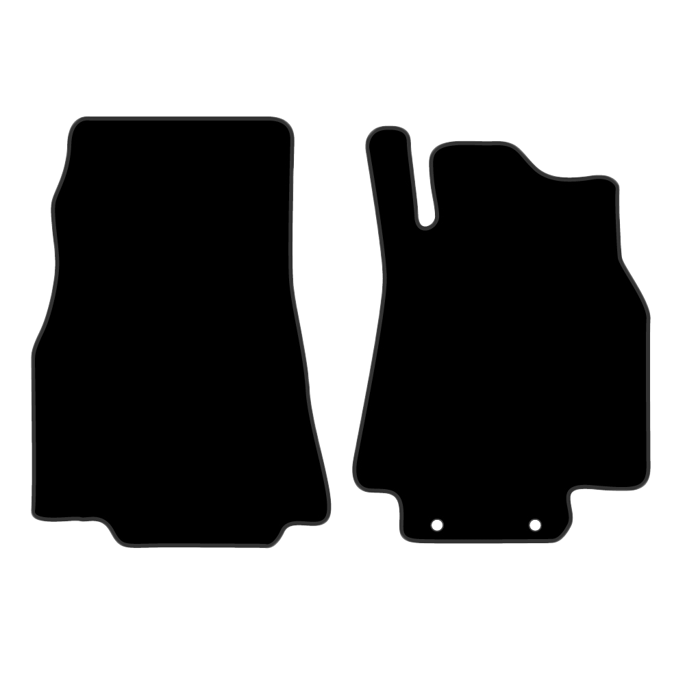 Car Mat Set suits Mercedes B Class Hatch W245 (2005-2011)