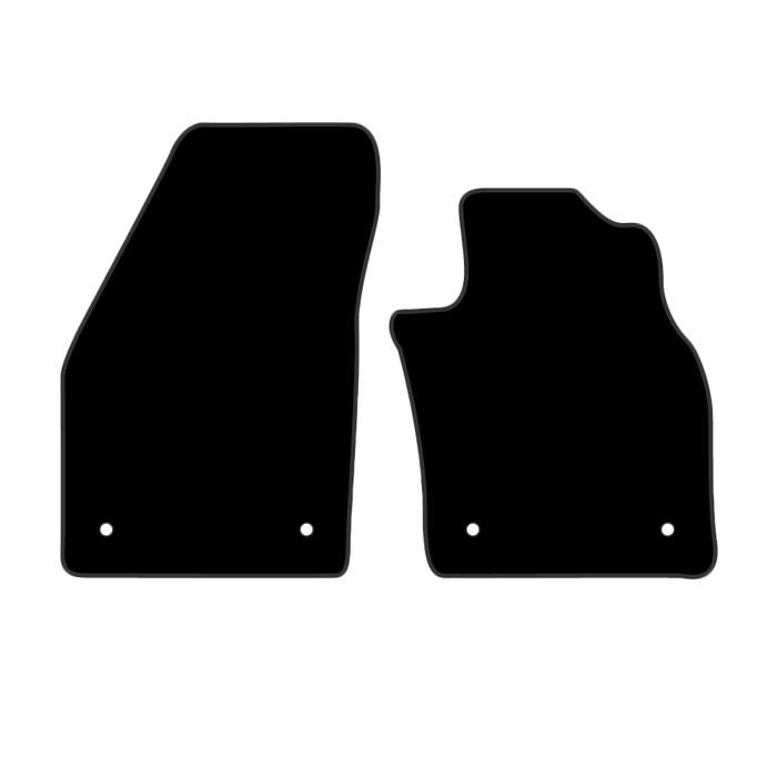 Car Mat Set suits Volvo C70 Convertible 2006-2013