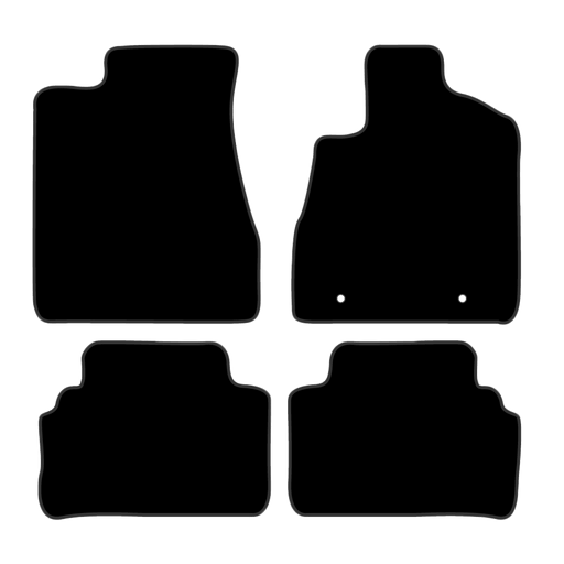 Car Mat Set suits Lexus RX SUV 2003-2009