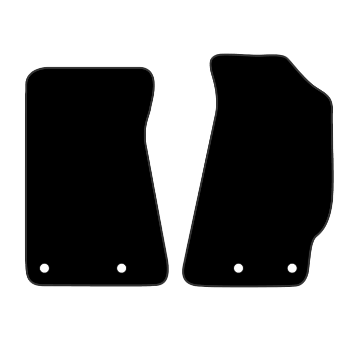 Car Mat Set suits Holden Commodore Sedan VZ (2004-2006)