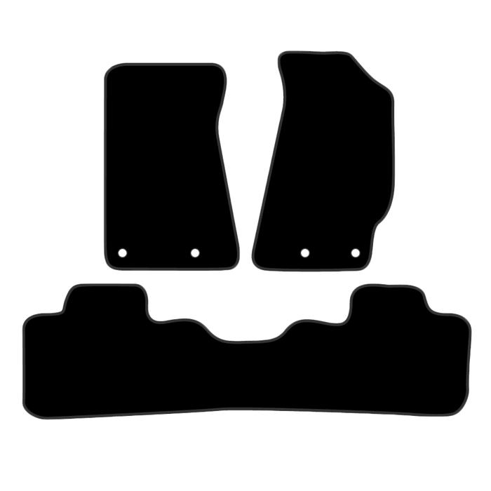 Car Mat Set suits Holden Commodore Sedan VY (2002-2004)