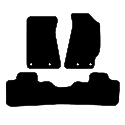 Car Mat Set suits Holden Commodore Wagon VZ (2004-2006)