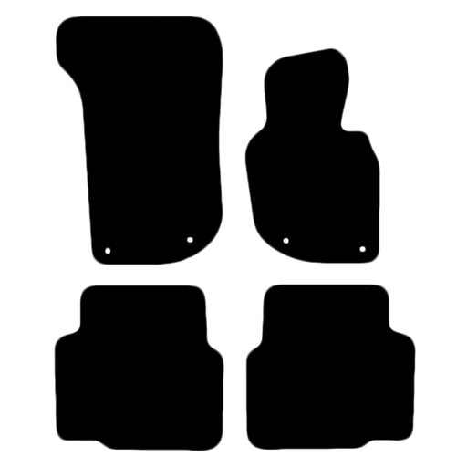 Car Mat Set suits BMW 3 Series Convertible E36 (1991-1998)