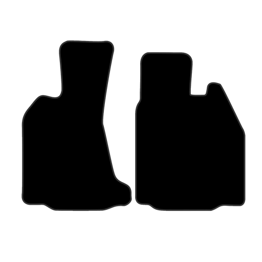 Car Mat Set suits Porsche 911 Convertible 2005-2012