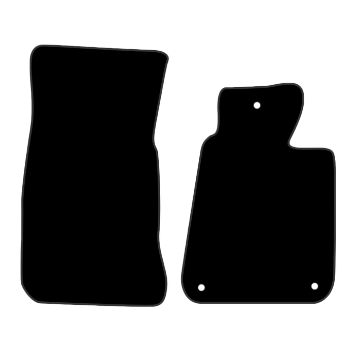 Car Mat Set suits BMW 3 Series Convertible E30 (1982-1990)
