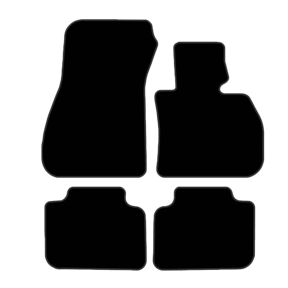 Car Mat Set suits BMW X1 Wagon F48 (2015-current)
