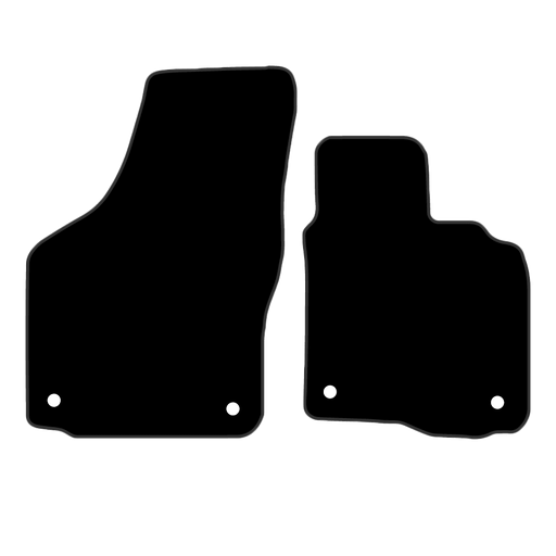 Car Mat Set suits Skoda Octavia Sedan 2007-2013