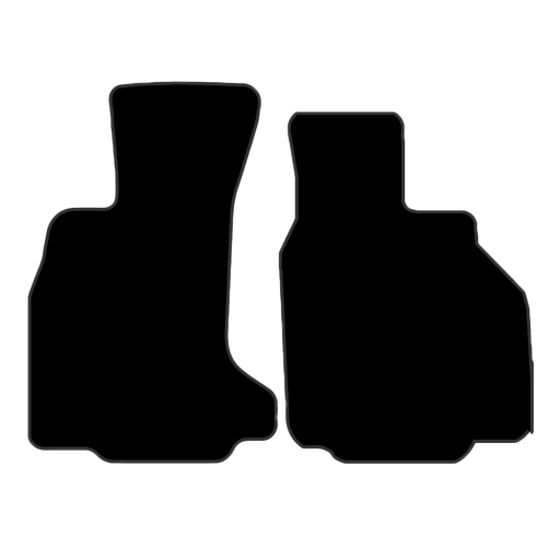 Car Mat Set suits Porsche 911 Coupe 1999-2004