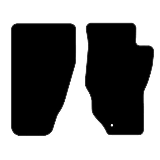 Car Mat Set suits Dodge Nitro SUV 2007-2012