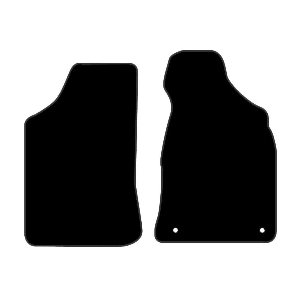 Car Mat Set suits Ford Courier Ute 1999-2006
