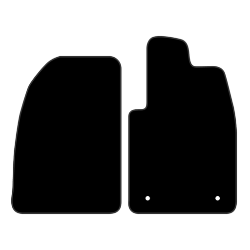 Car Mat Set suits Ford Fiesta Hatch 2002-2008