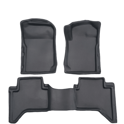 Sandgrabba 3d Car Mats to suit Holden Colorado 7 SUV 2012-Current
