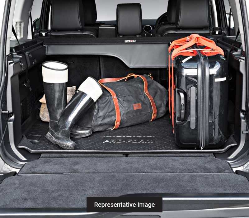 Cargo Liner to suit Volkswagen VW Touareg SUV 2011-2018