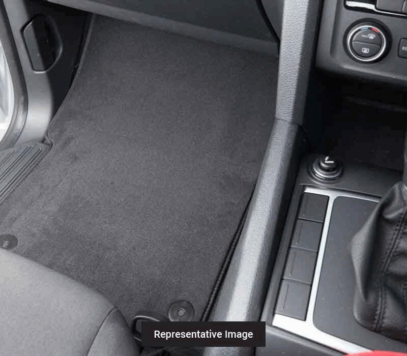 Car Mat Set suits Renault Master Van 1998-2010