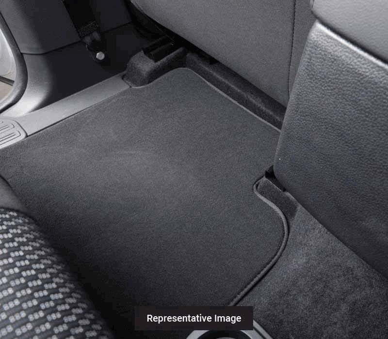 Car Mat Set suits Nissan Navara Ute NP300 (2015-Current)