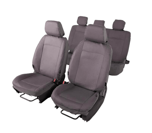 Seat Covers Canvas to suit Ford Ranger Ute PX (2012-2015)