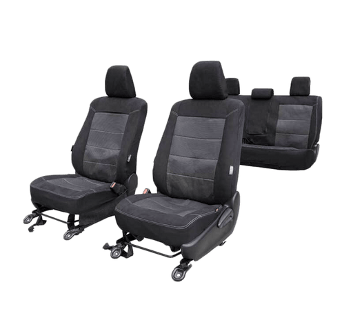 Seat Covers Fabric Series to suit Holden Colorado Ute 2012-2016