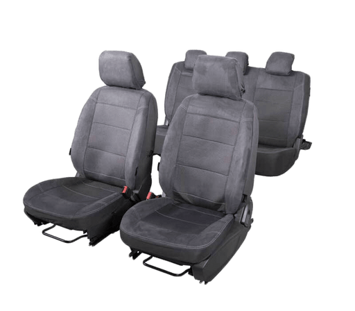 Seat Covers Microsuede to suit Mitsubishi Triton Ute 2015-Current