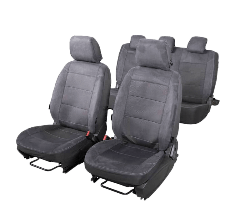 Seat Covers Microsuede to suit Holden Colorado Ute 2012-2016
