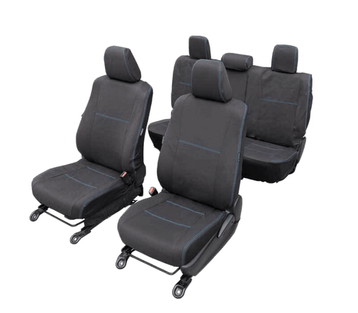 Seat Covers Neoprene to suit Holden Colorado Ute 2012-2016