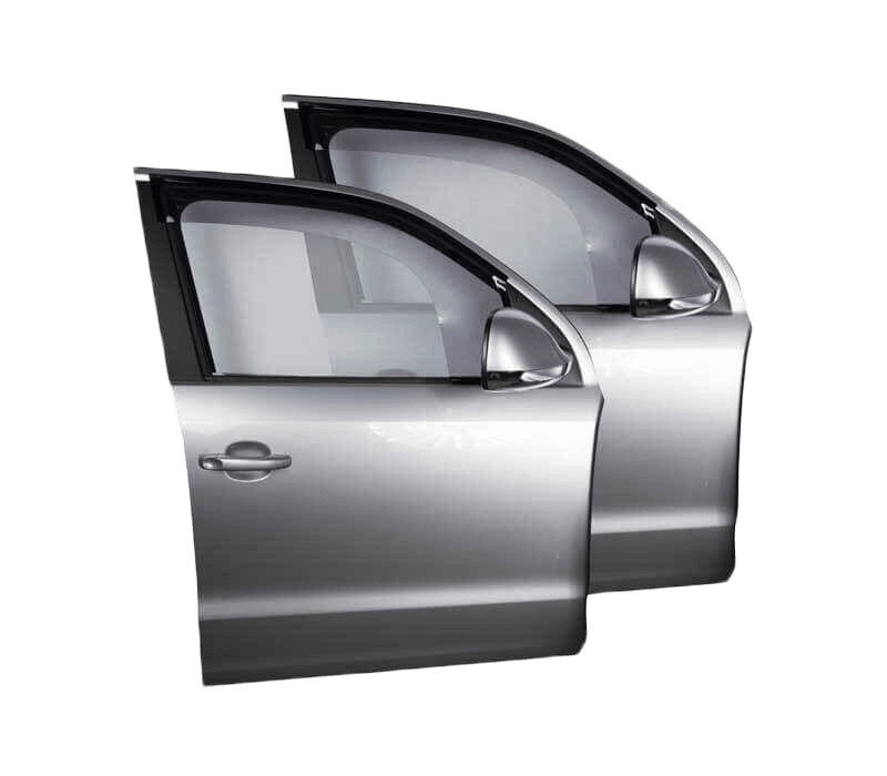 Weather Shields to suit Toyota Fortuner SUV 2015-Current