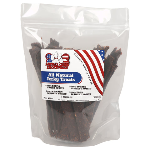 Deli-Sliced Eye-of-Round Jerky (1lb)