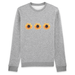 Recycled Sunflower Sweatshirt