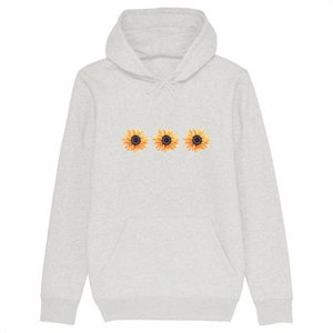 Recycled Sunflower Hoodie