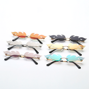 YUNIK 'Fire' Sunglasses