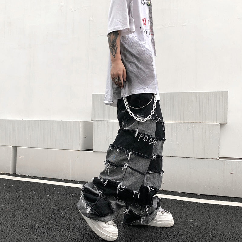 YUNIK 'Lazy' Denim Pants