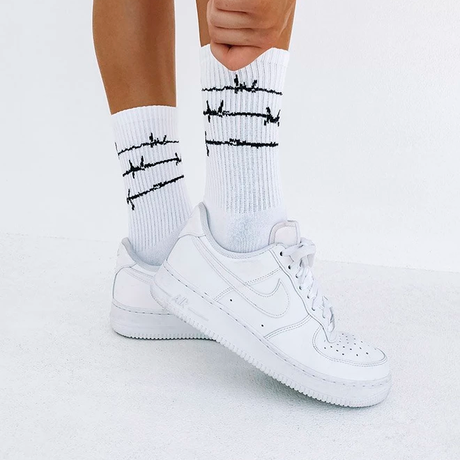 YUNIK 'Wire' Socks
